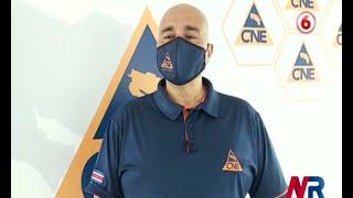 Costa Rica en alerta naranja por tercera semana consecutiva