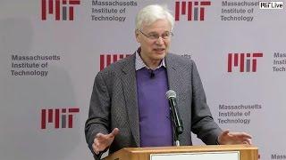 Bengt Holmström wins Nobel Prize in Economic Sciences (full press conference)