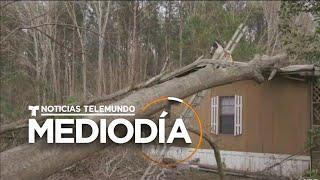 Se espera un frente de tormentas en la costa este de Estados Unidos   Noticias Telemundo