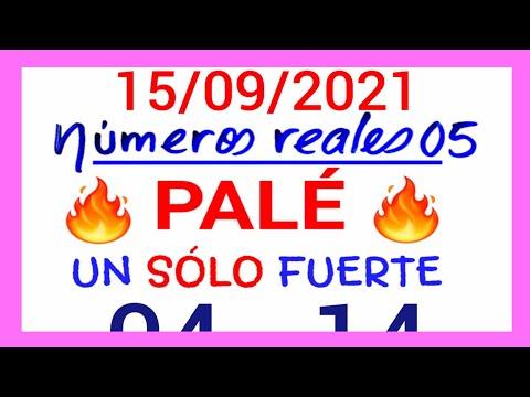 NÚMEROS PARA HOY 15/09/21 DE SEPTIEMBRE PARA TODAS LAS LOTERÍAS...!! Números reales 05 para hoy...!!