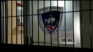 37 policías fueron aislados tras confirmarse un caso de Covid-19 en la delegación de La Fortuna