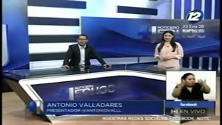 Noticiero Hechos de El Salvador