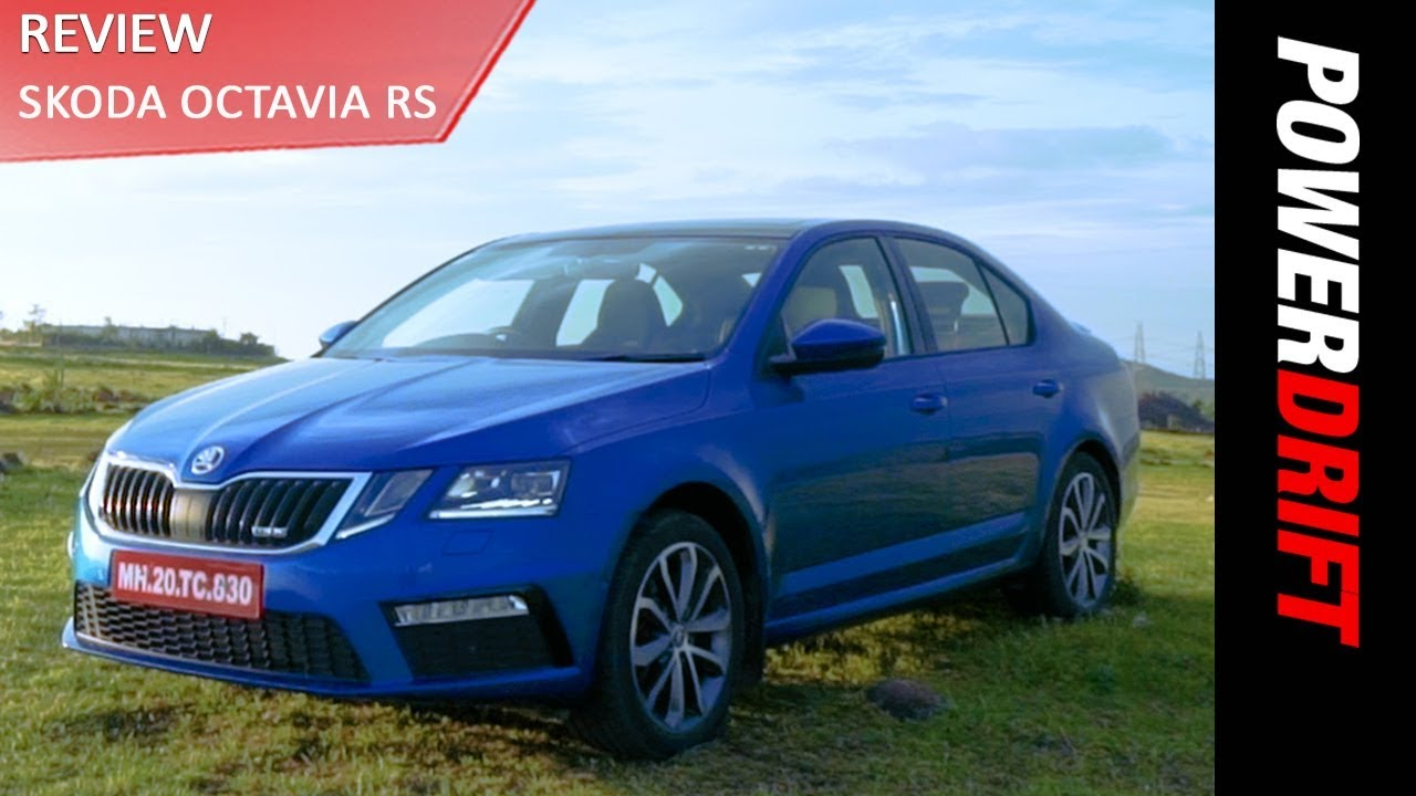 Skoda Octavia RS : Your next car purchase : PowerDrift