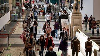 Coronavirus latest: Italy reopens borders to Europe