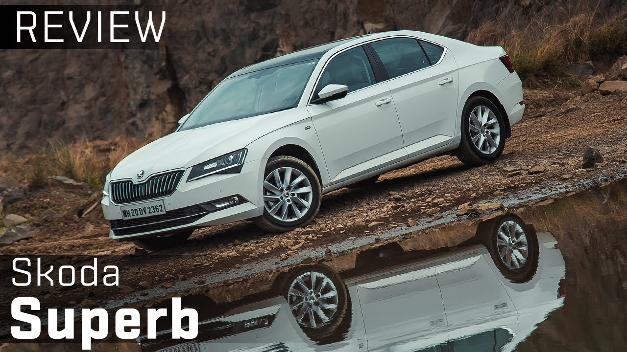 Skoda Superb :: Skoda Superb L&K 2.0 TDI AT :: Video Review :: ZigWheels India