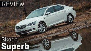 Skoda Superb L K 2 0 Tdi At Video Review