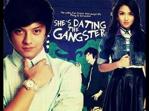 Shes dating the gangster posters