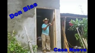 Don Blas se pasa a su Nueva CASA a estrenarla