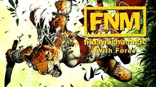 FNM with Force - Fattledriver (MTG 2015 Multiplayer)