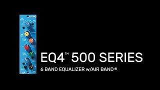 Maag Audio EQ4 500 Series
