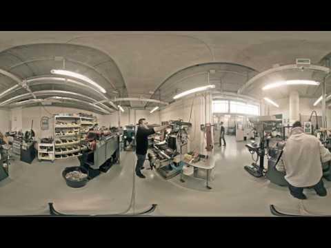360° tour - CEA LIST Paris-Saclay - Robotics Innovation Facility
