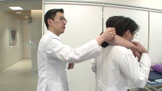 해운대자생한방병원 허리 통증이 극심한 젊은 남성 허리디스크 환자 치료 -  자생한방병원(강남) 박상원 원장