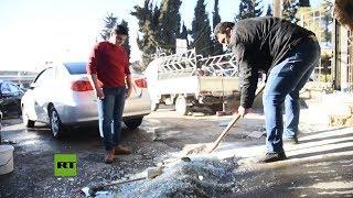 Un ataque aéreo de Israel a Siria pone en peligro a un avión comercial procedente de Irán