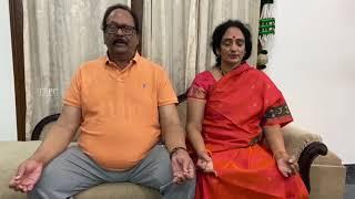 Rebel Star Krishnam Raju Shares Some Healthy Yoga Tips - Telugu Film News   Latest Tollywood News - TFPC