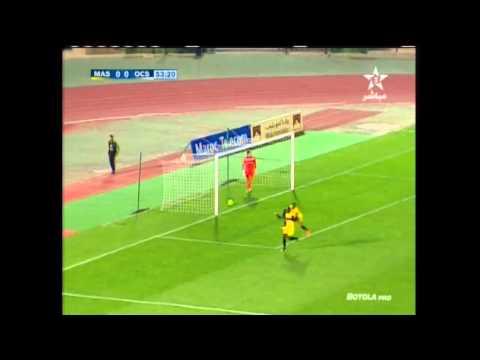 هدف المغرب الفاسي في مرمى أولمبيك أسفي
