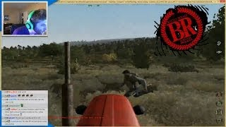 SEXY TRACTOR TIME! Funny DayZ Battle Royalr Game (DayZ Hunger Games)
