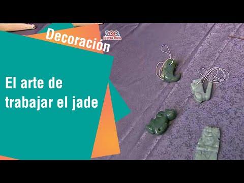 Jade como ornamento, curativo y religioso   Decoración
