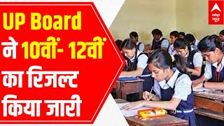 UP Board Results Declared: Know how backslashu0026 where to check - ABPNEWSTV
