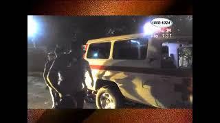 Colisión entre motociclistas deja tres lesionados