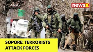 Sopore: Terrorists Attack forces in Model Town |NewsX - NEWSXLIVE