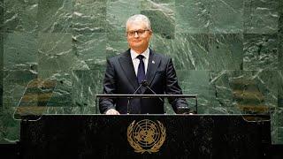 Prezidento kalba Jungtinių Tautų Generalinėje Asamblėjoje