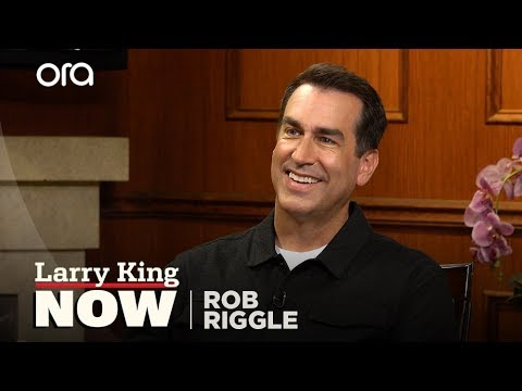 connectYoutube - Rob Riggle talks John Oliver's influence on his comedy career