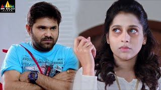 Latest Hindi Dubbed Movie Scenes | Chalaki Chanti Comedy With Rashmi Gautam | Woh Aa Gayi Movie - SRIBALAJIMOVIES