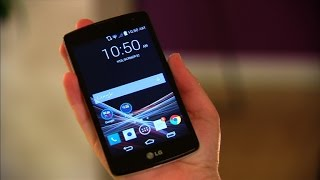 The LG Tribute is cheap and chic