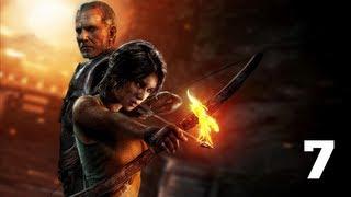 Прохождение Tomb Raider — Часть 7: Пульт радиосвязи