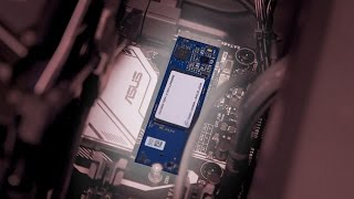 Intel Optane Exclusive Hands On - SSD Crushing Performance