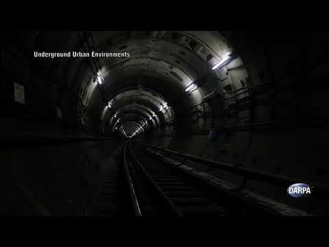 DARPA Subterranean Challenge