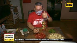 Don Pemo: Emprendedor prepara pickles caseros