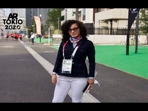 Conozca a Melissa Calvo, la atleta que nos representa en los Juegos Paralímpicos de Tokio.
