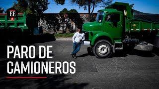 Paro de camioneros: ¿en qué consiste el decreto que causa las protestas - El Espectador