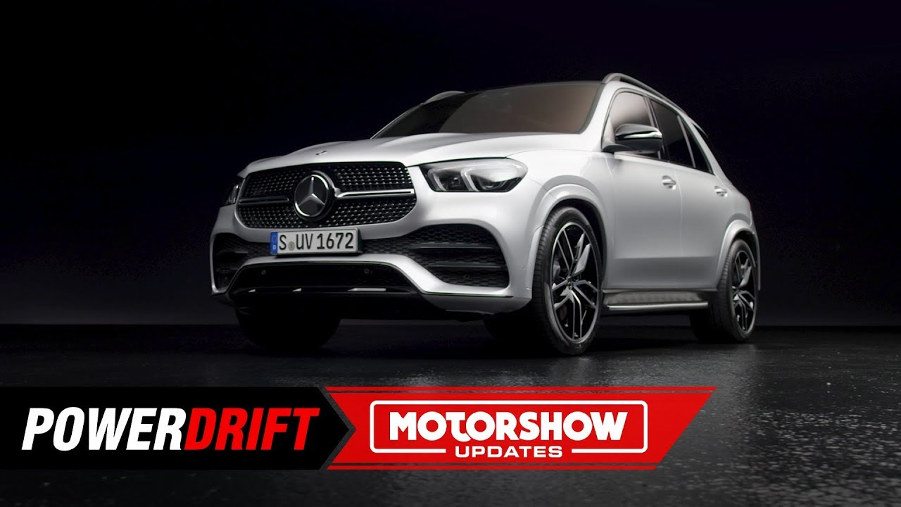 2019 Mercedes Benz GLE : Third row and more : PowerDrift