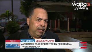 Duro golpe al narcotráfico en el residencial Vista Hermosa
