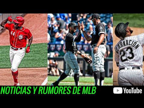Aristide Aquino Regresa A Grande Ligas / Dominicanos Hacen Historia En White Sox