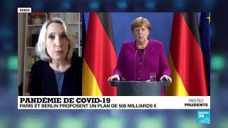 Covid-19 en Europe : La Commission