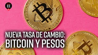 Bitcóins: se podrán convertir criptomonedas en pesos colombianos legalmente - El Espectador