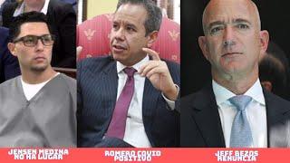 Jensen Medina- Miguel Romero - Jeff Bezos