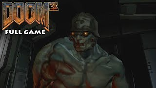Doom 3 - Full Game Walkthrough - No Commentary