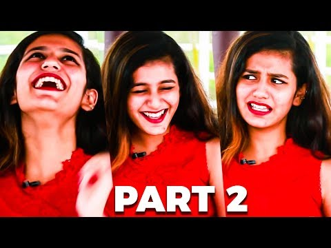 Kya Re...Setting uh?? - Priya Varrier performs Kaala Dialogue | Oru Adaar Love | US 206