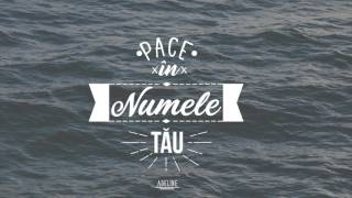 Pace in Numele Tau - Adeline Mirauta