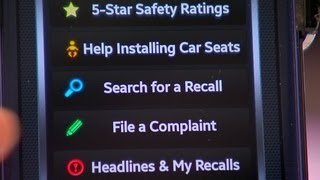 Smarter driver: Understanding automotive recalls