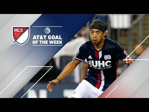 Week 27 | AT&T Goal of the Week