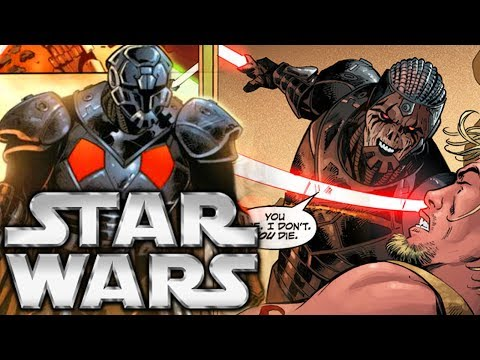 Sith Cyborg Troops: Star Wars lore