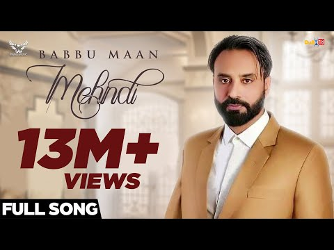Babbu Maan-Mehndi HD Video Song With Lyrics | Mp3 Download