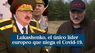 Alexander Lukashenko, el único líder europeo que sigue negando el coronavirus