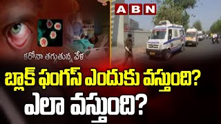 Special Discussion On Why Does Black Fungus Occur? How Its Effect? | ABN Telugu - ABNTELUGUTV