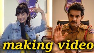 Aadi Saikumar's Amaran In the City Chapter 1 Making Video   Avika Gor   TFPC - TFPC